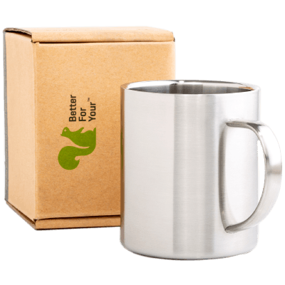 Stainless Steel Coffee Mug Sinle Better For Your